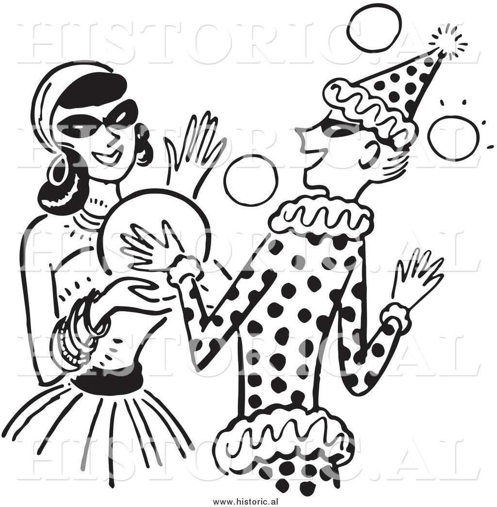 1024x1044 Clipart Of Happy Girls Dancing
