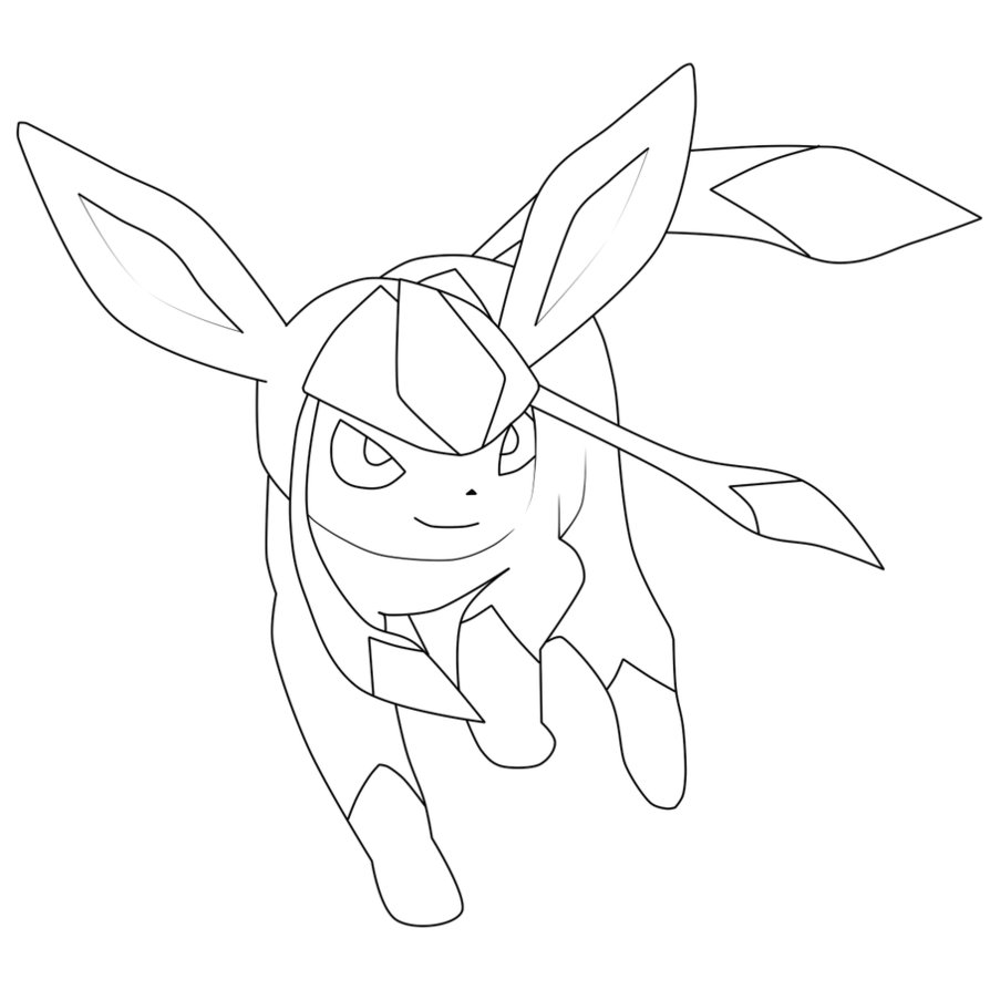 894x894 Pokemon Week Day 3 Glaceon By Hellstorm8000