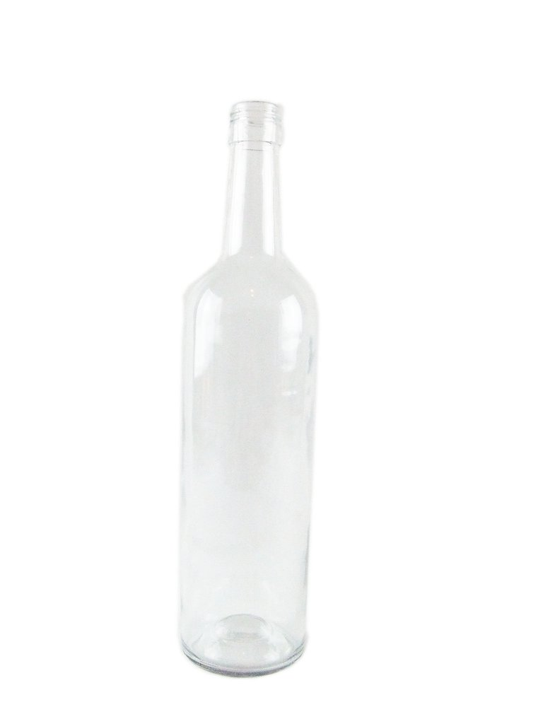 768x1024 Clear Glass Bottle Pink N Party Rental