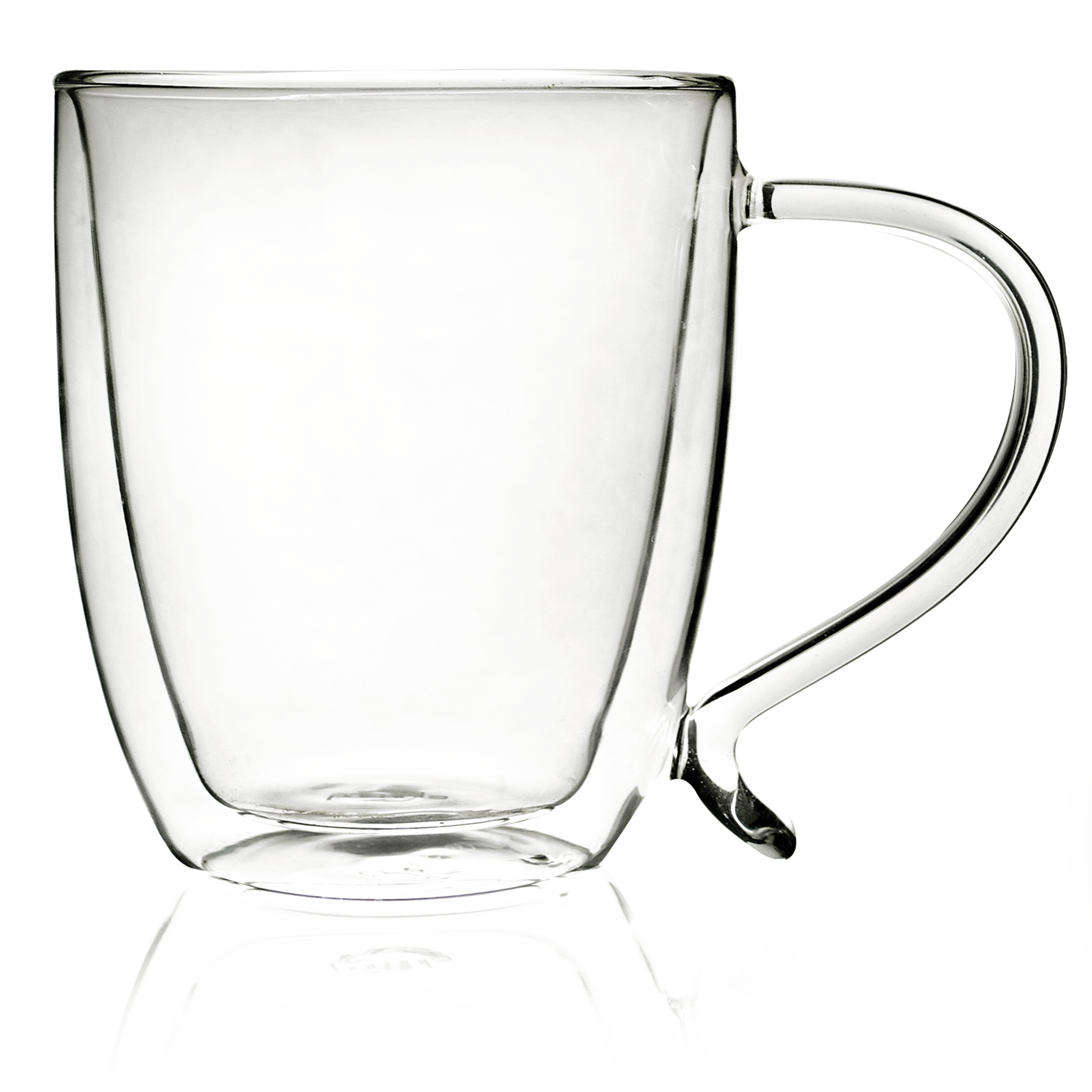 2400x2400 Double Wall Borosilicate Glass Coffee Mug