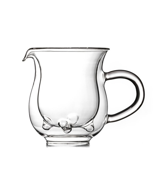 512x640 Milk Cow Glass Cup (Creamer) Gadgets Home Decor All Products