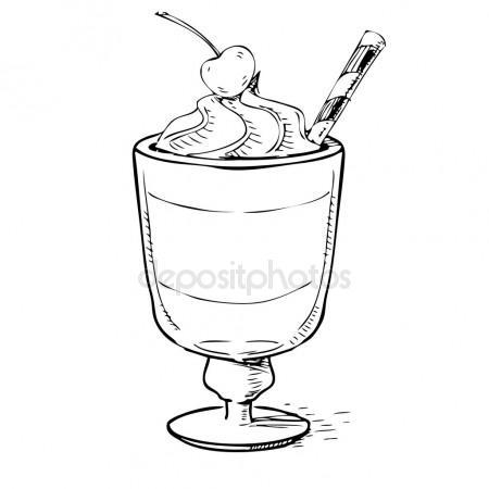 450x450 Milk Shake Draw Stock Vectors, Royalty Free Milk Shake Draw