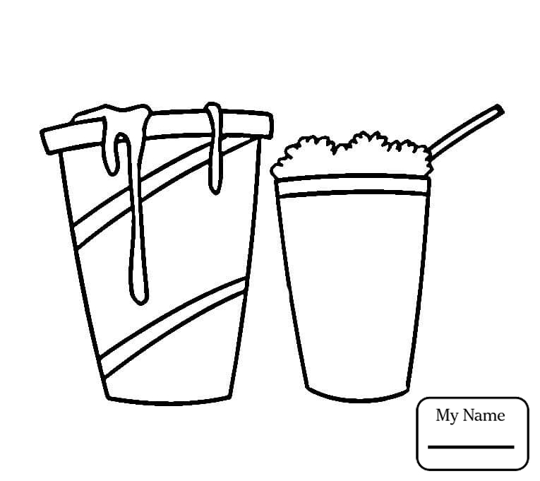 765x681 Coloring Pages A Carton And A Glass Of Milk Home Housework Drinks