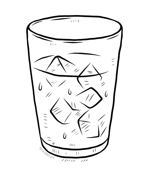 Glass To Cup