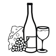 236x236 And Grapes Clipart