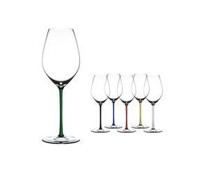 300x243 Fatto A Mano Champagne Wine Glass Green By Riedel Riedel