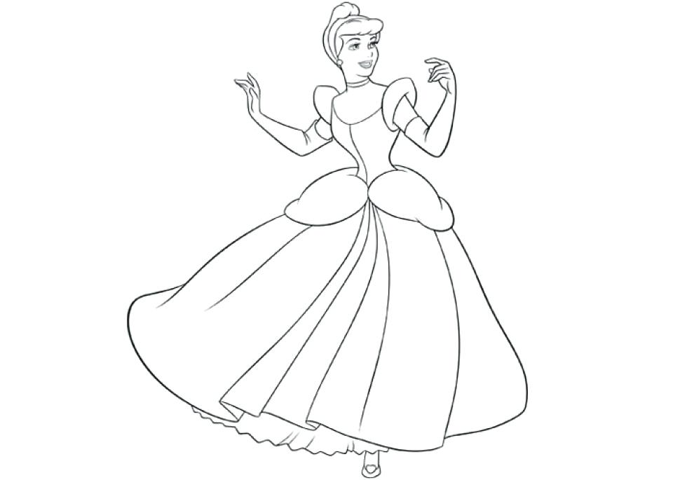 Glass slipper drawing at free for for Glass slipper coloring page