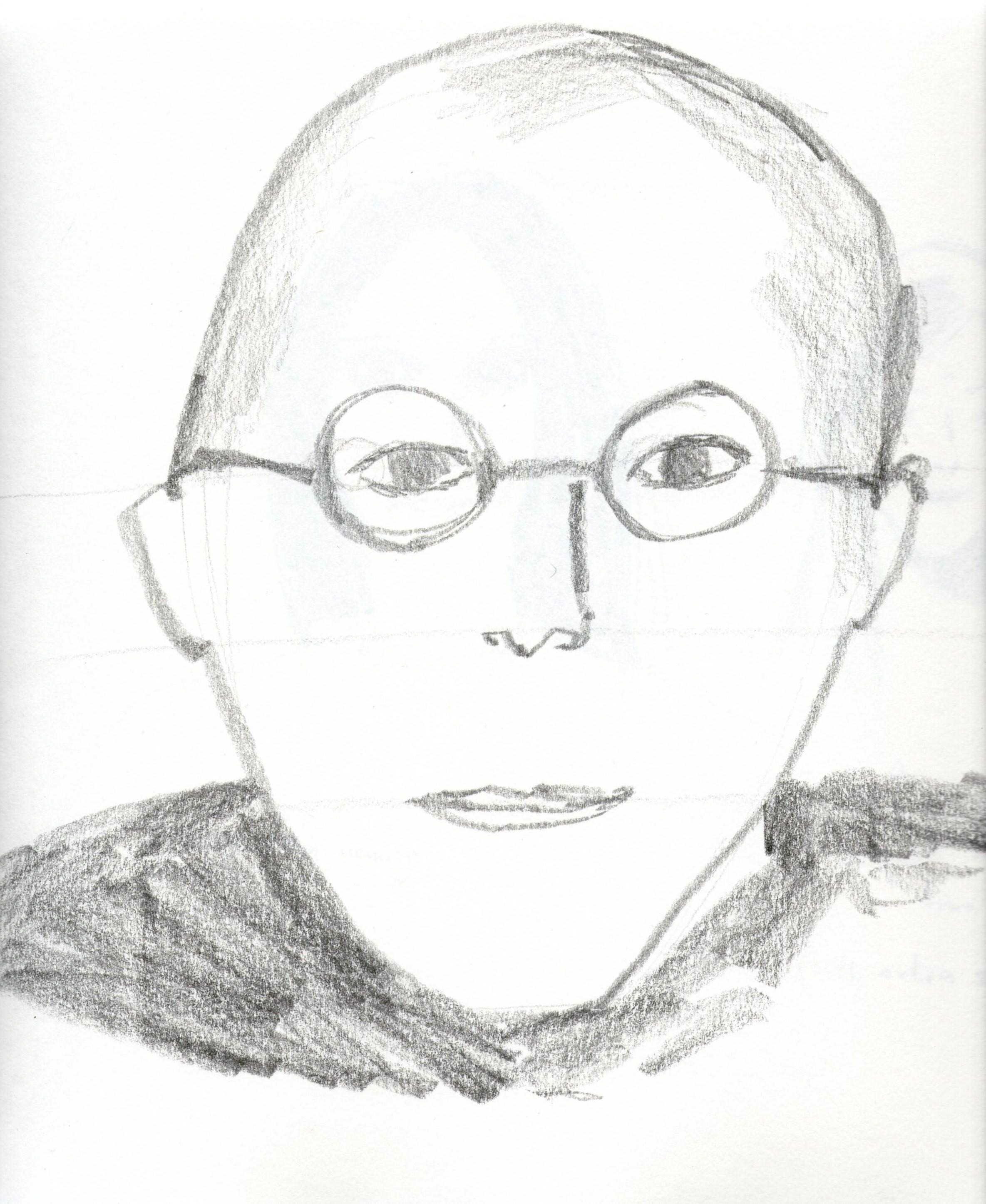 2369x2892 Project Self Portrait. Eve's Art