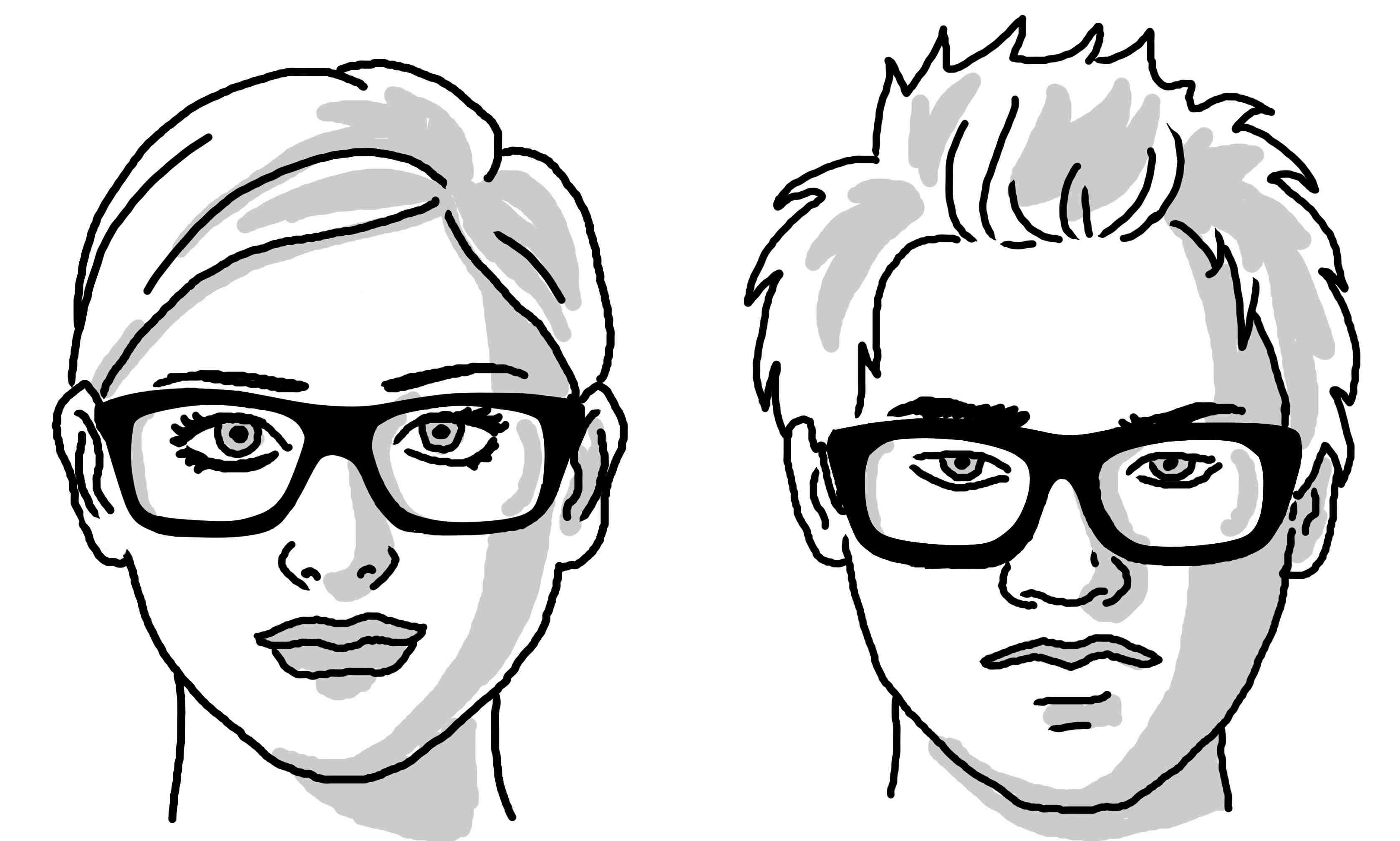 3355x2017 Face Shape Glasses Guide