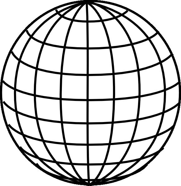 582x599 Globe Clip Art