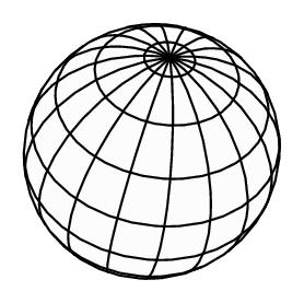 278x277 Globe Line Drawing Clipart Panda