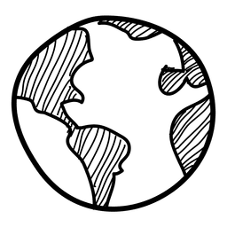 256x256 Globe Transparent Png Or Svg To Download