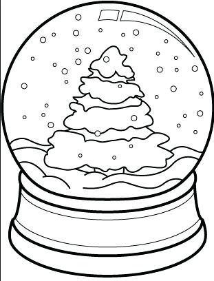 311x408 Globe Coloring Tree Coloring Page Globe Coloring Images 1table.co