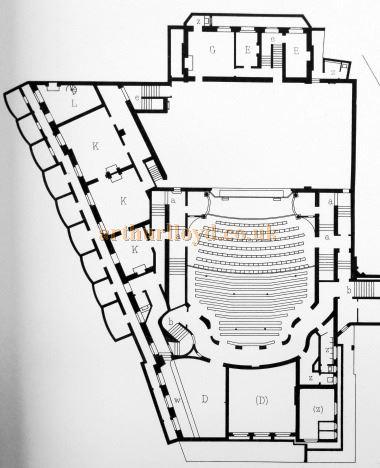 380x468 The Lyric Theatre, Shaftesbury Avenue, London, W.1
