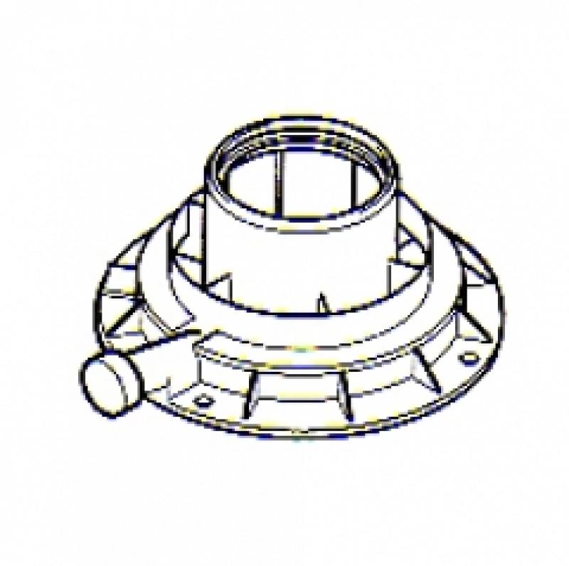 800x796 Glow Worm 60100 Vertical Flue Adaptor Flue Adaptors