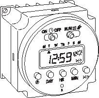 204x203 Glow Worm Ultracom2 Digital Timer Plumb Center