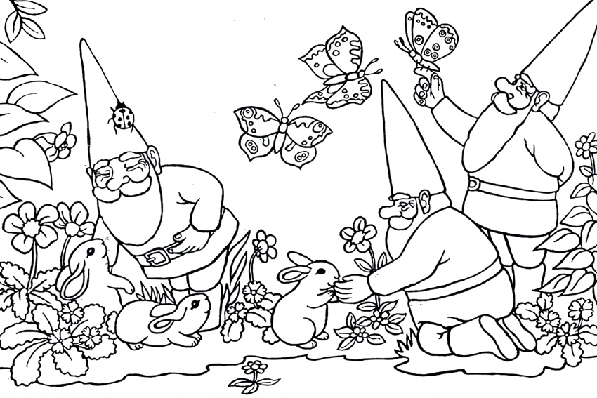 850x567 Autumn Coloring Pages To Color In When It's Wet Outside