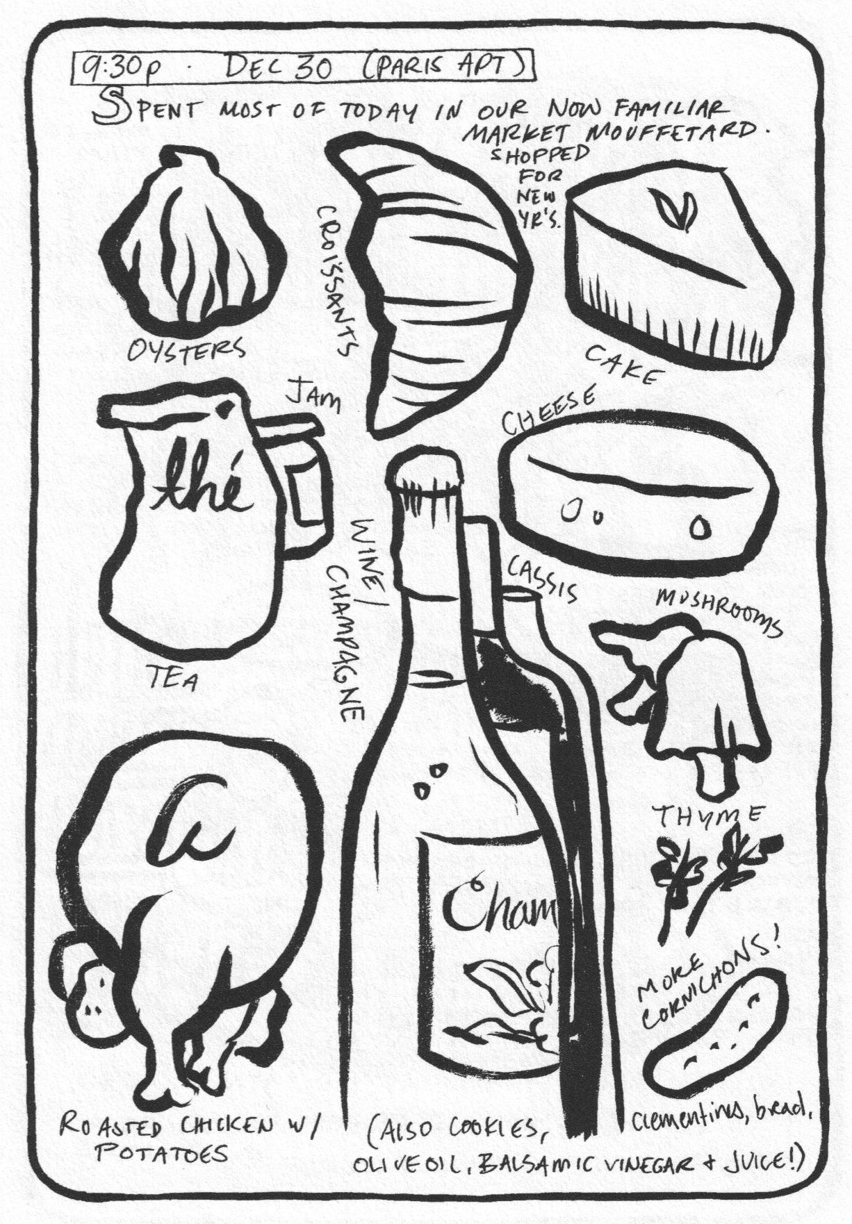 1226x1762 Review French Milk By Lucy Knisley Slatebreakers