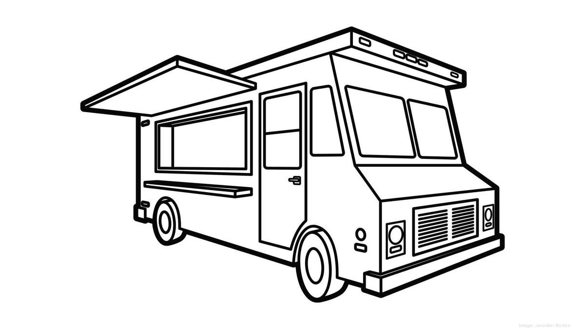 1200x675 Food Truck Drawing Food