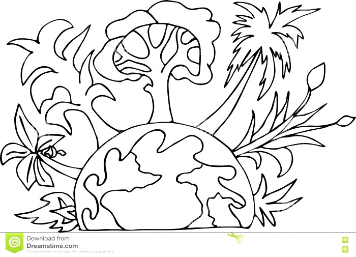 700x505 Go Green Poster Drawing And Make As You Wish