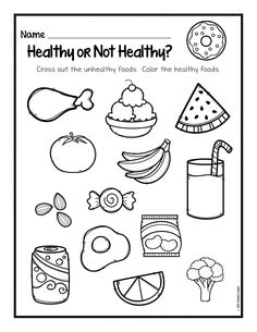 236x305 Teach Kids About Healthy Eating With A Food Group Sorting Activity