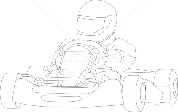600x379 Go Kart Stock Photos, Stock Images And Vectors Stockfresh