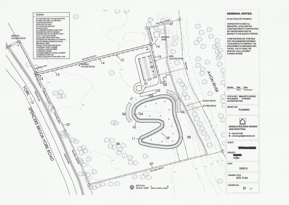960x680 York Go Kart Track