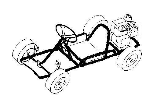 550x358 The Go Kart