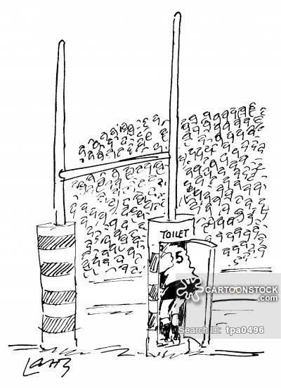 400x551 Goal Posts Cartoons And Comics