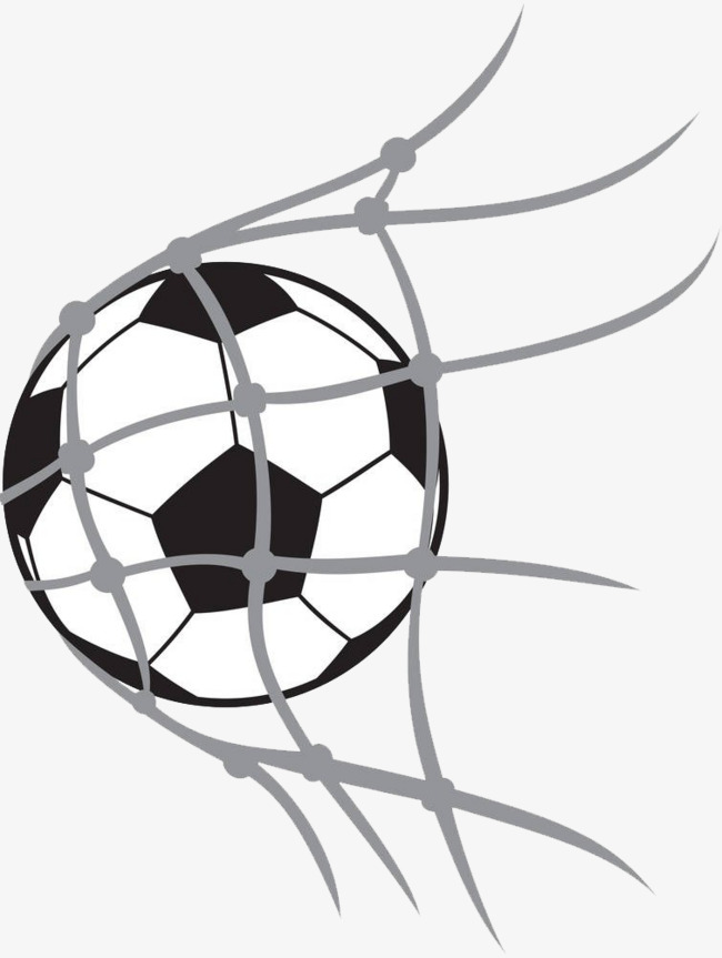 650x863 Hand Painted Football Goals, Movement, Football, Goal Png Image