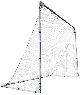 272x320 Franklin Sports Premier Soccer Goal, Black, 12' X 6