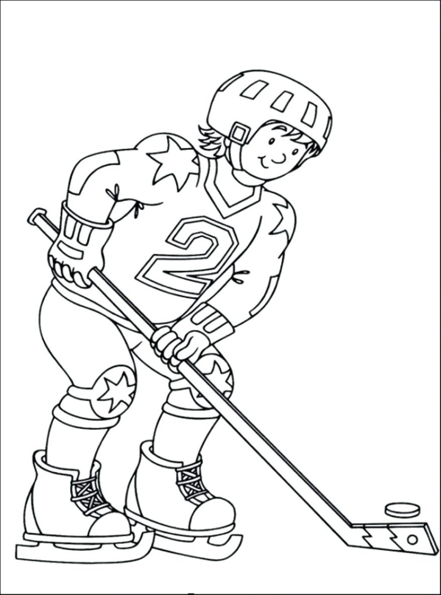 878x1184 Hockey Coloring Pages 51 Surprising Goalie Nhl Nhl Hockey Player