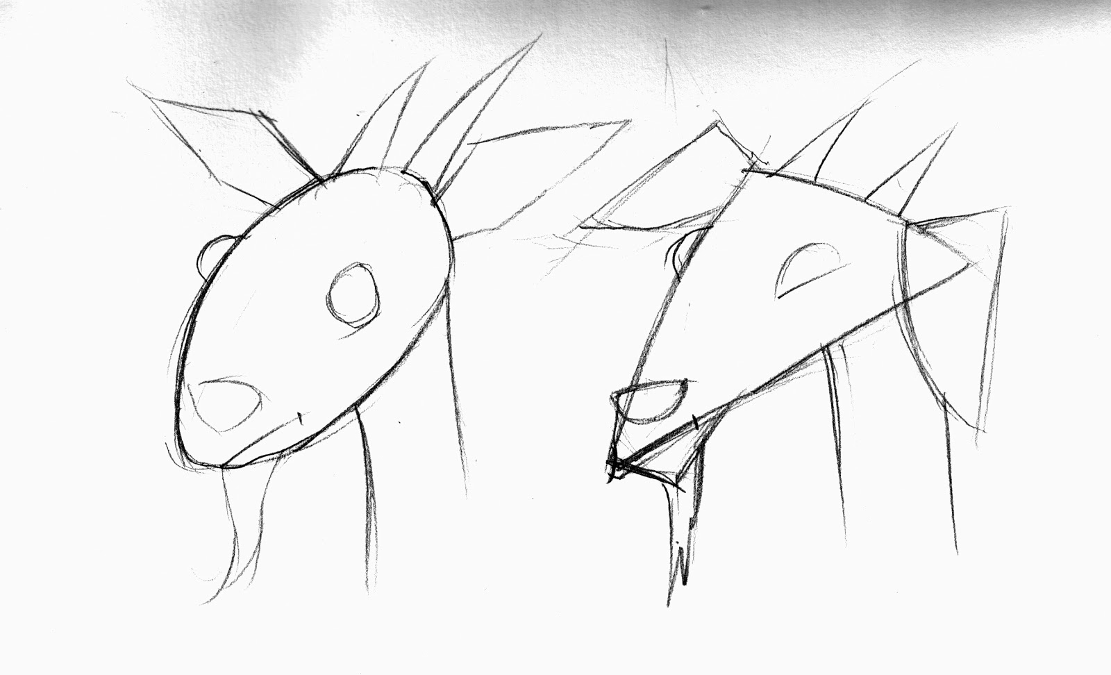 1600x972 Brett Helquist How To Draw A Grumpy Goat Part 2
