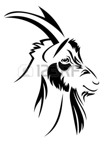 330x450 Goat Head Stock Photos. Royalty Free Business Images