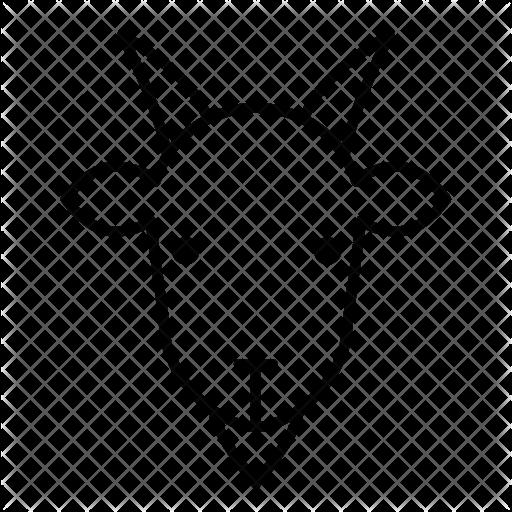 512x512 Goat Icon