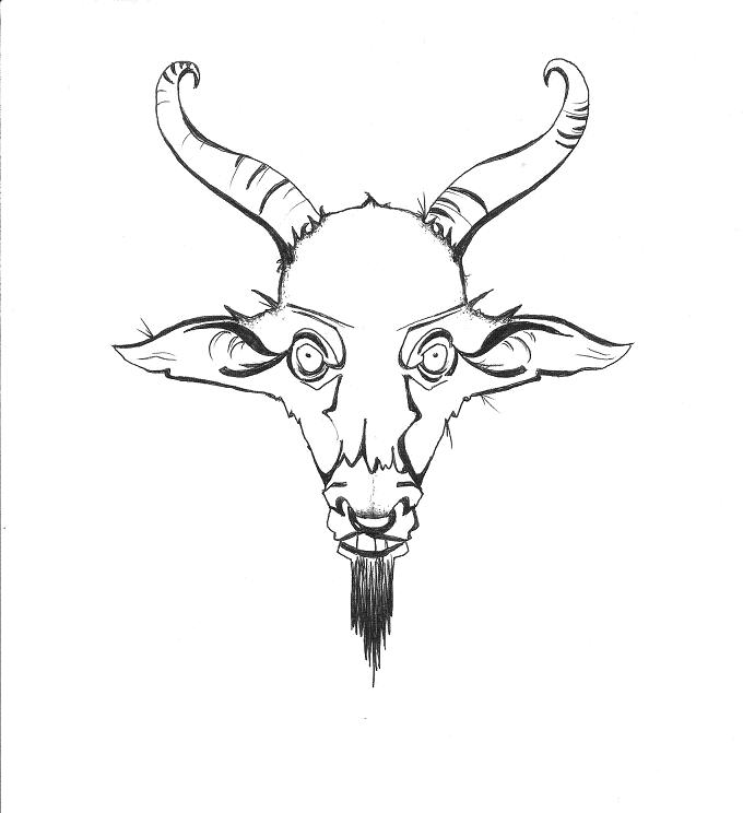 680x744 Goat Tattoos Page 126 Art For Practice Goats