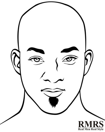 Goatee Drawing