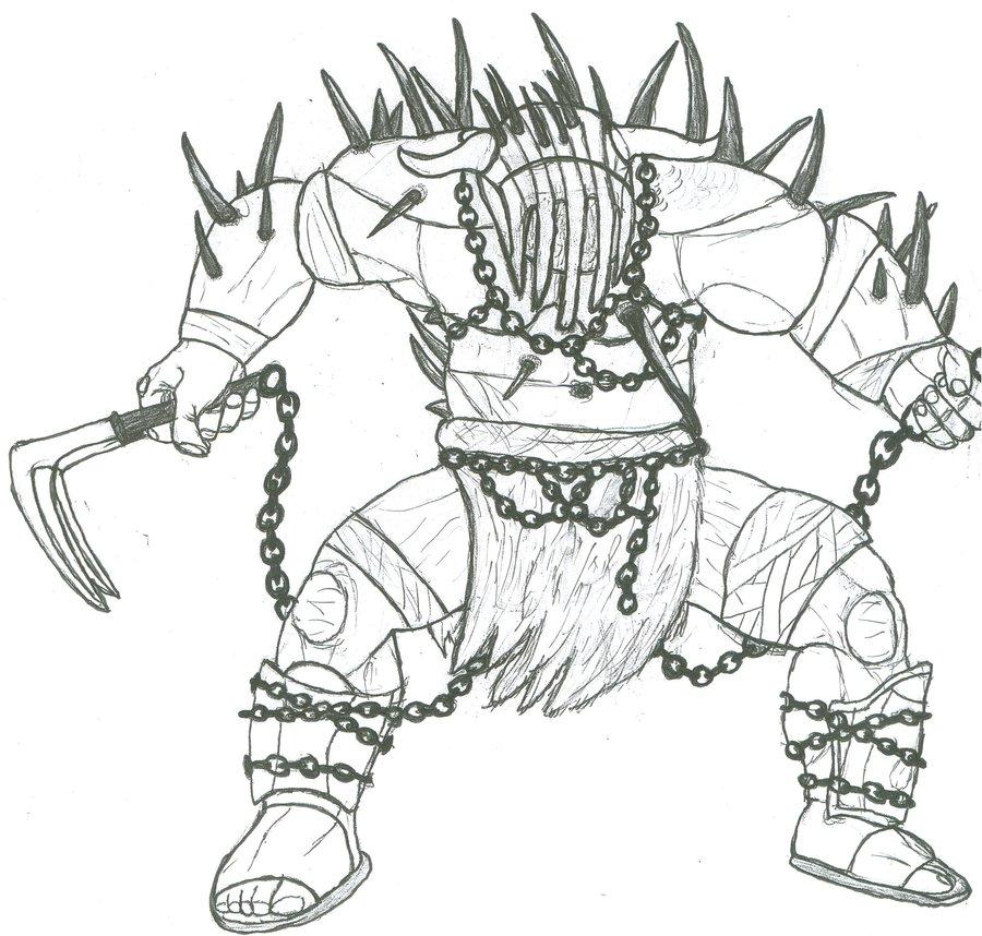 900x858 Hades, God Of Underworld By Behmou