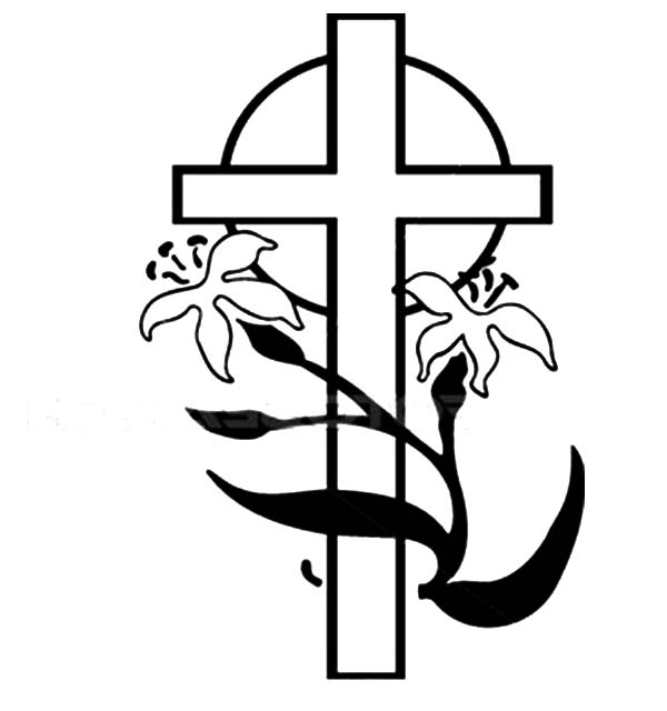 God On Cross Drawing At Getdrawings Com Free For Personal Use God