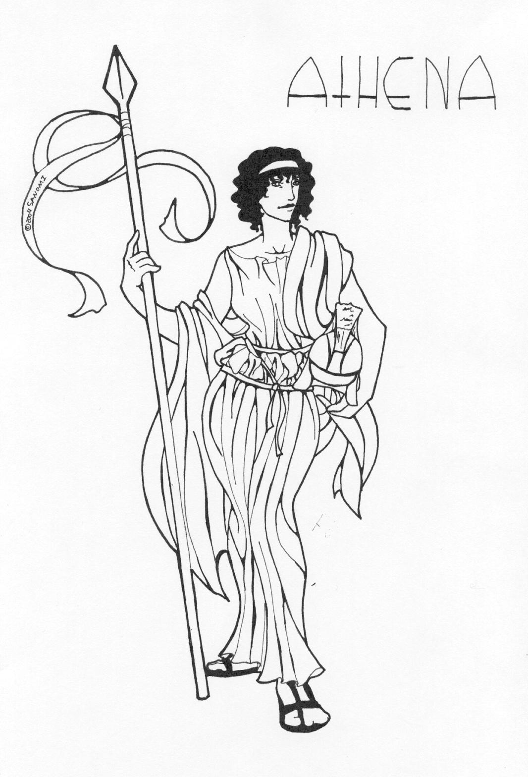 1066x1568 Greek Goddess By Sanomi