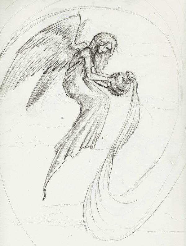 600x792 Iris Drawing By Thekempness