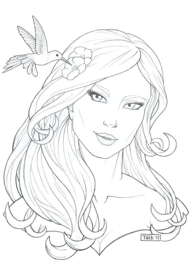 752x1062 Coloring Aphrodite Coloring Page