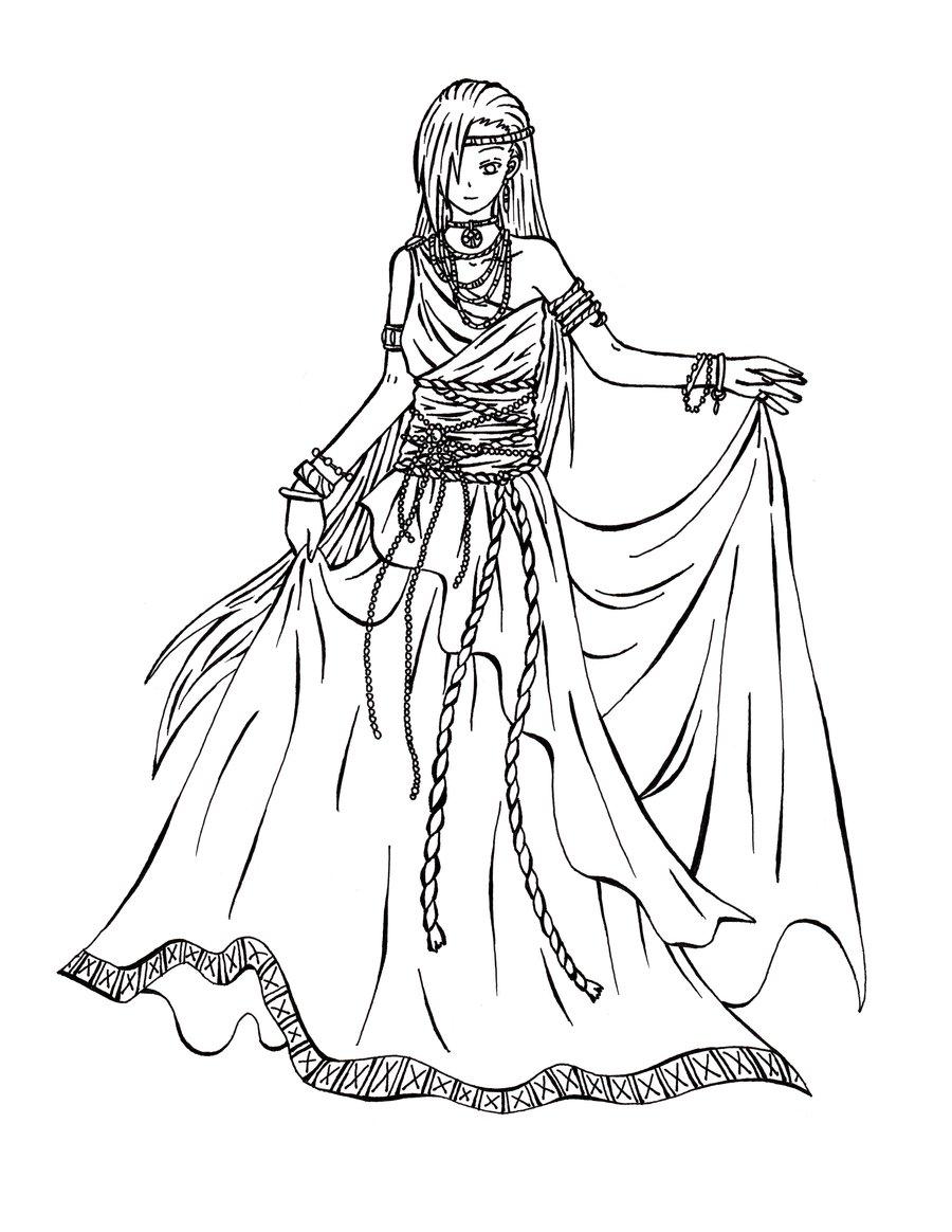 900x1164 Drawing Aphrodite Greek Goddess For Kids Hera Greek Goddess