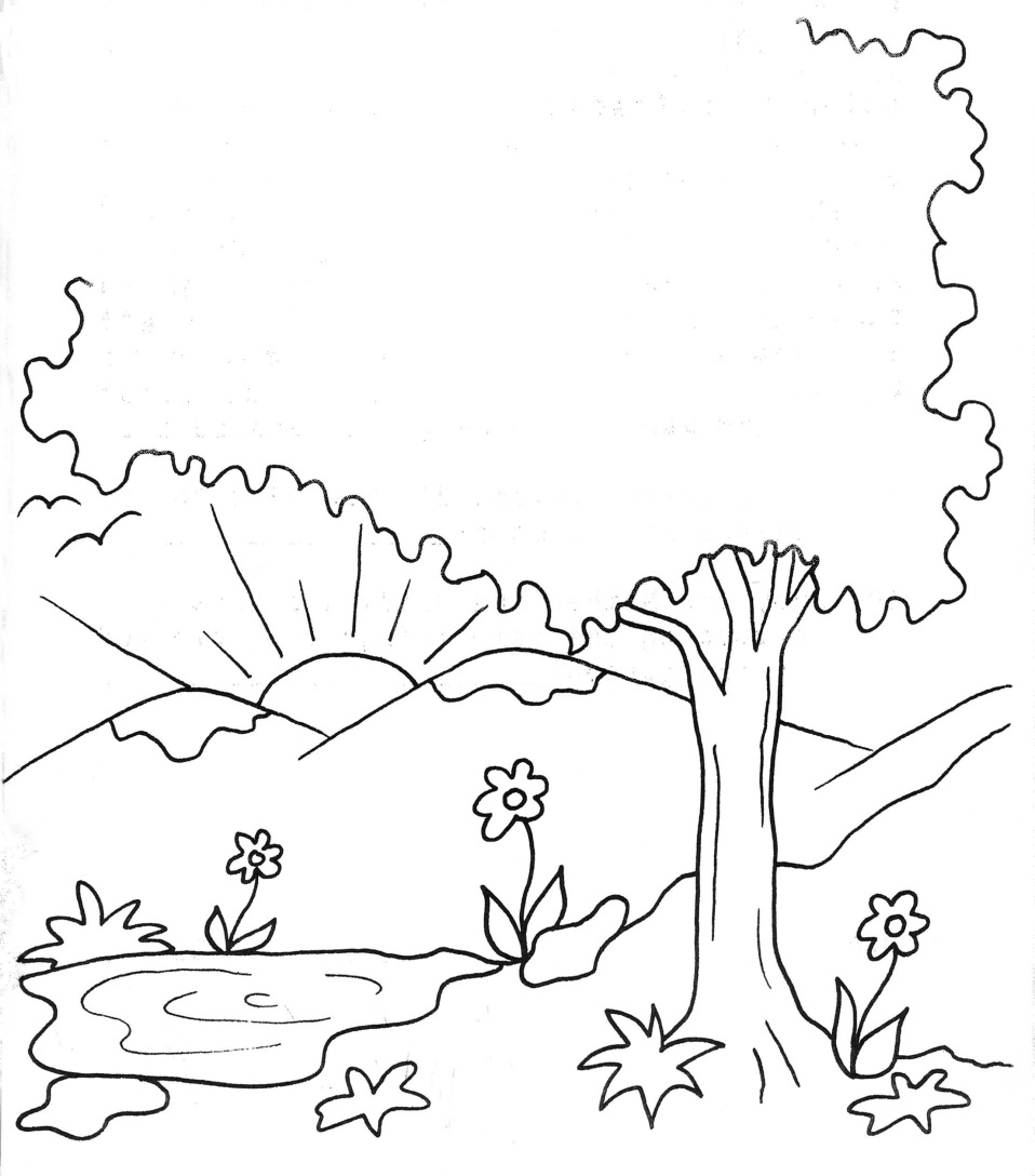 Gods Creation Drawing At Getdrawings Com Free For Personal