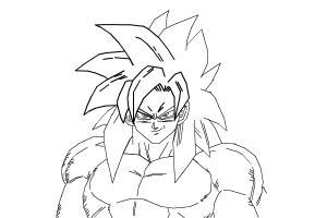 300x200 Ssj4 Goku
