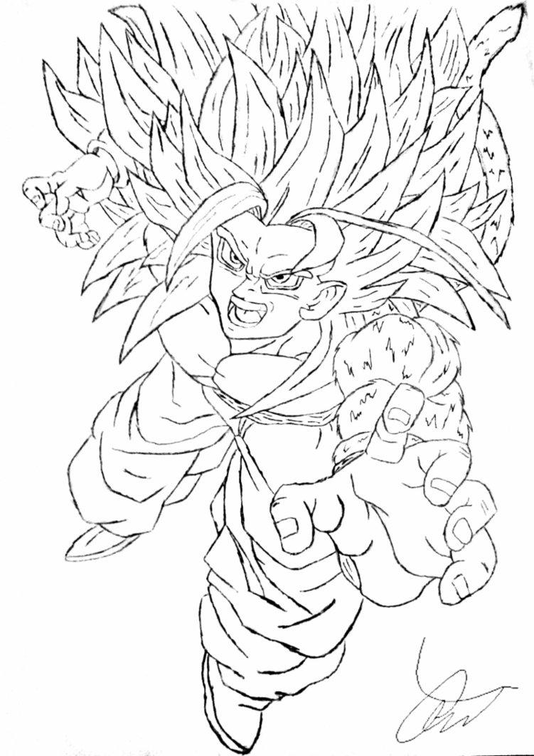 751x1064 Goku Ssgss 5 By Thehiddenfigure