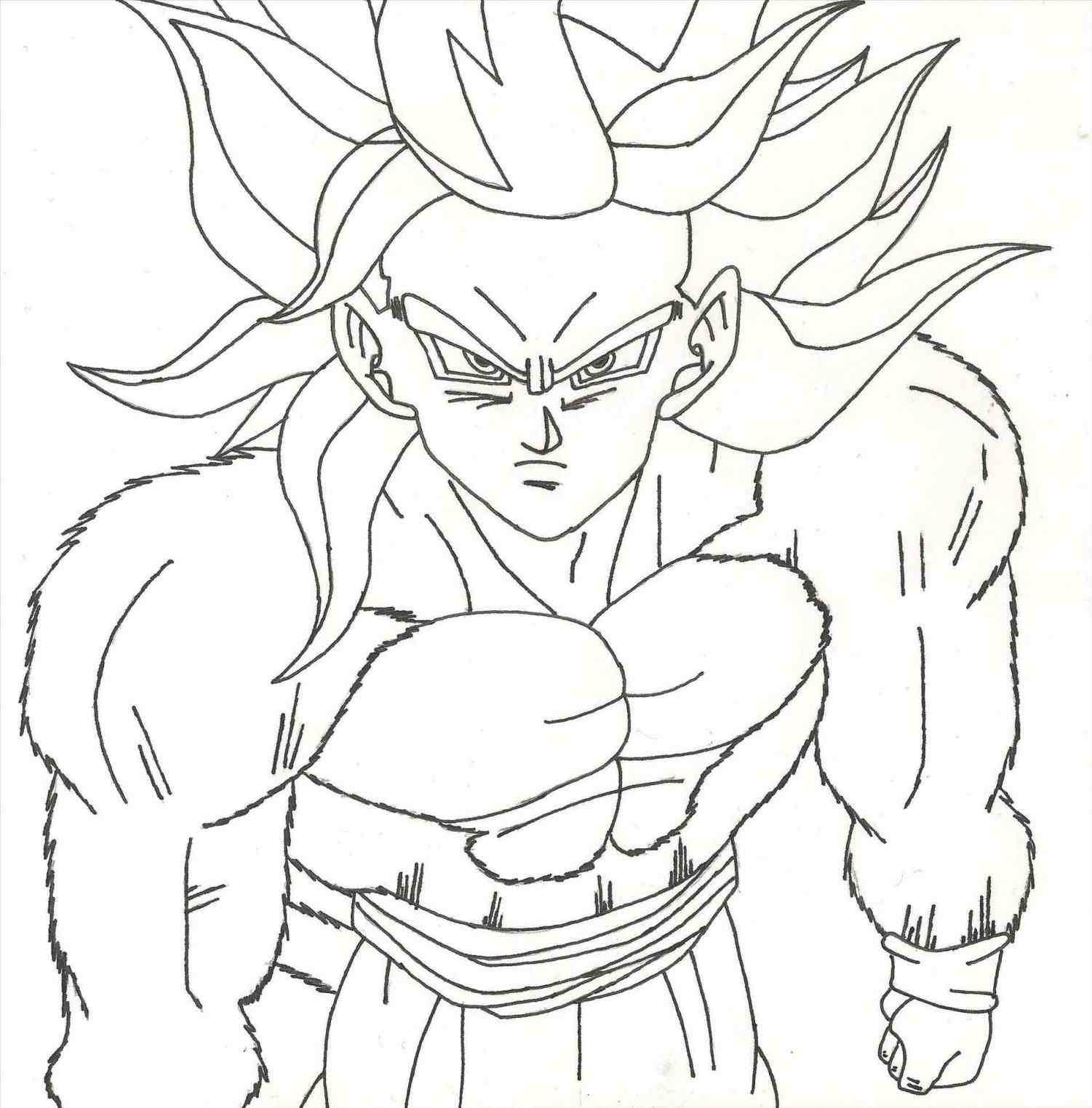 Goku Ssgss Drawing at GetDrawings | Free download