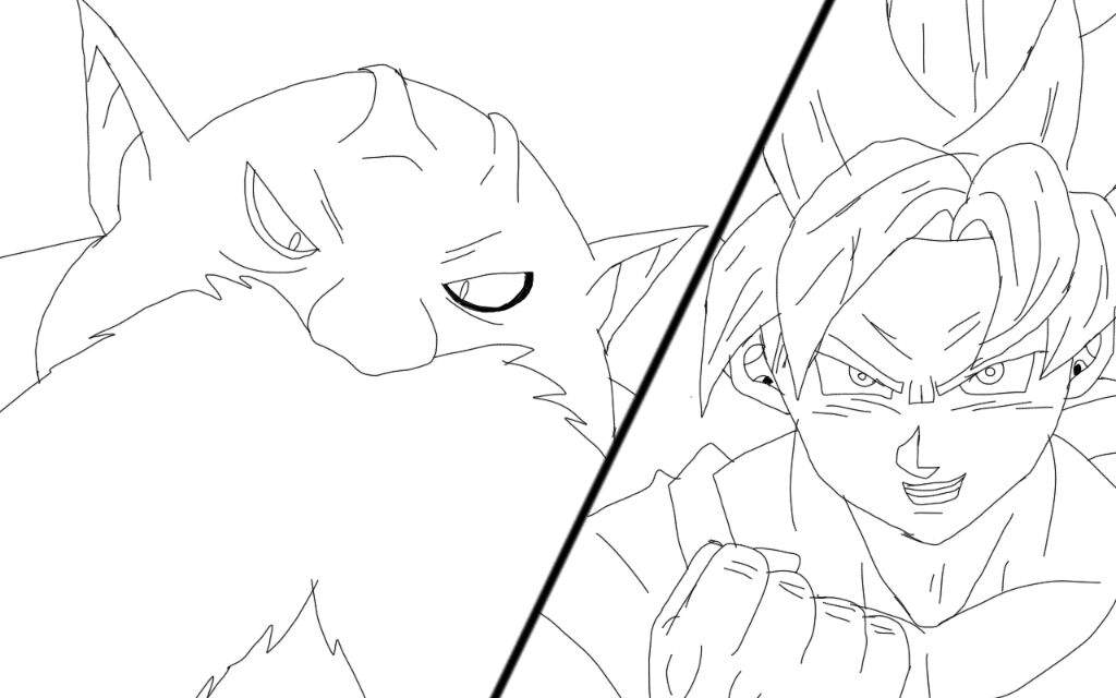 1024x640 Toppo Vs Goku Ssgss Kaioken Dragonballz Amino