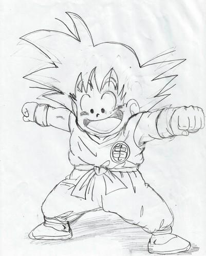 401x500 Dragon Ball Z Images My Dragon Ball Drawings 8) Hd Wallpaper