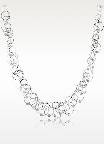 354x490 The Best White Gold Chain Necklace Ideas
